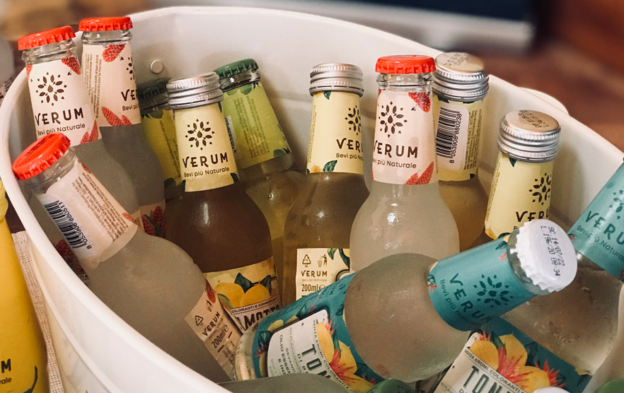 Acquisizione Verum Bevi più naturale